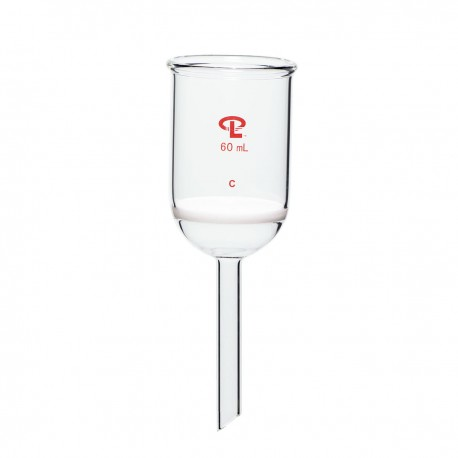 60 mL C, Fritted Glass Funnel
