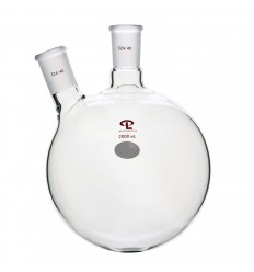2000mL  24/40  Angled  Two Neck Flask