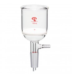 150 mL 24/40  Inner Joint Fritted Glass Funnel