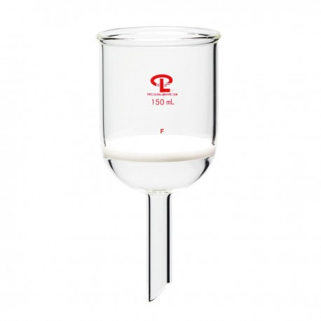 150 mL F, Fritted Glass Funnel