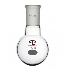 100mL  24/40  Single Neck  Round Bottom Flask