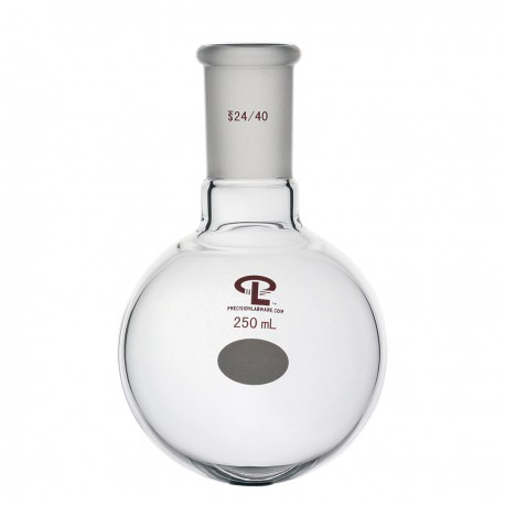 250mL  24/40  Single Neck  Round Bottom Flask