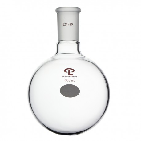 500mL  24/40  Single Neck  Round Bottom Flask