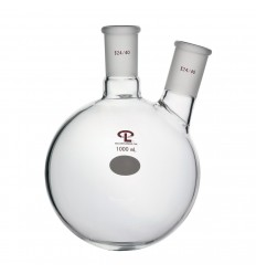 1000mL  24/40  Angled  Two Neck Flask
