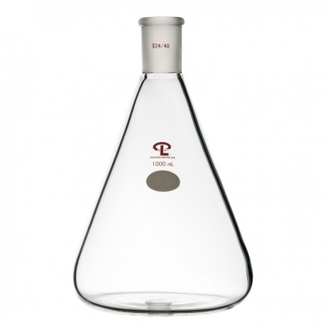 1000mL  24/40  Erlenmeyer Flask
